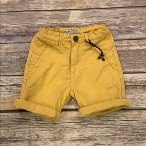 Zara Chino Shorts